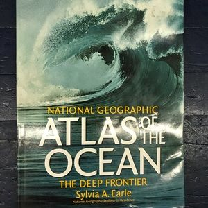 Atlas of the Ocean by National Geographic